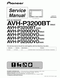 pioneer avh p4900dvd wiring diagram best of p3100dvd saleexpert me