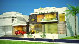 Contemporary House Floor Plans Modern House Exterior Elevation Designs Modern Elevation Design