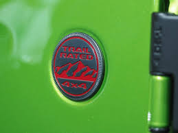 jeep green logo mopar modified wranglers shown off at the l a auto show gallery
