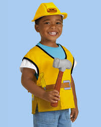 Construction Worker Costume Construction Worker Costume For Kids Image Information