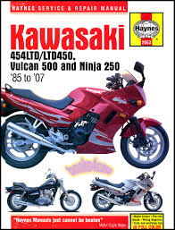 kawasaki ninja manuals at books4cars com