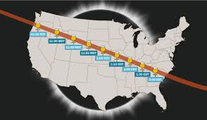 Michigan Breweries Map by 10 Breweries With A Great View Of The Solar Eclipse