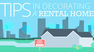 10 tips in decorating a rental home infographic home design lover