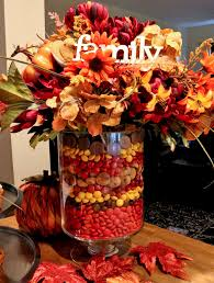 thanksgiving centerpiece two crafting