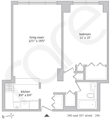 L Tower Floor Plans Streeteasy Plymouth Tower At 340 East 93rd Street In Yorkville