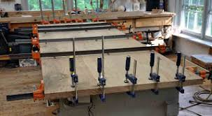 table top glue up dorset custom furniture a woodworkers photo journal finished the