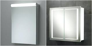 Bathroom Lights Mirror Bathroom Mirror Cabinet With Lights And Shaver Socket In India