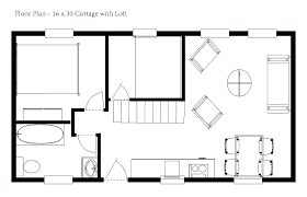 cabin layout plans simple cottage floor plans to amazing small cabin floor plans