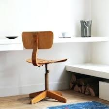 fauteuil de bureau en bois pivotant chaise de bureau en bois chaise bureau pivotante chaise bureau