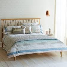 modern patterned bedding raita stripe by scion at bedeck 1951