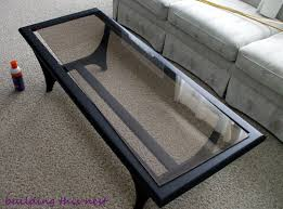 coffee table makeover building this nest
