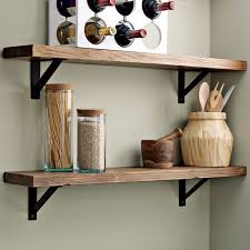 Wooden Shelves Pictures by 179 Best Open Shelves Images On Pinterest Home Open Shelves And