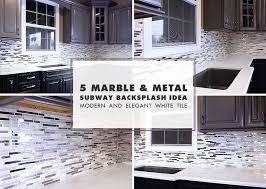 Brilliant Kitchen Backsplash Tile Ideas Simple Kitchen Design - Simple kitchen backsplash ideas