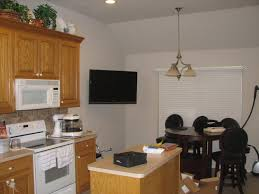 kitchen tv ideas cabinet small screen tv for kitchen kitchen tv ideas home design