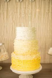Summertime Yellow Wedding Inspiration Yellow Weddings The O