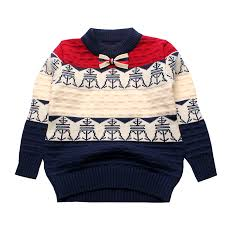 baby boy sweater fashion boys pullover sweaters patchwork cotton crochet baby boys