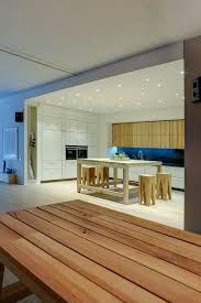 le led cuisine 99 idées de cuisine moderne où le bois est à la mode