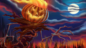 halloween music pumpkin king youtube