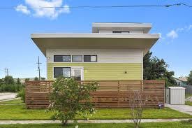 tiny house from brad pitt u0027s make it right foundation hits market