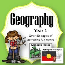 geography unit year 1 places and spaces aligned with acara hass