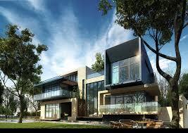 3d villa 023 cgtrader