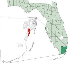 Map Of Flirida File Map Of Florida Highlighting Coral Gables Svg Wikimedia Commons