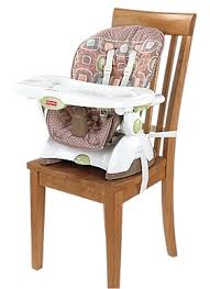 baby high chair that attaches to table portable high chair fisher price spacesaver review