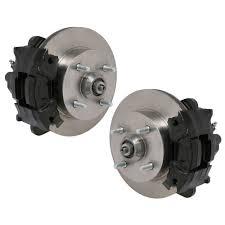 1966 mustang disc brakes ssbc a120 4 mustang front disc brake conversion kit 6 cyl 1965 1966