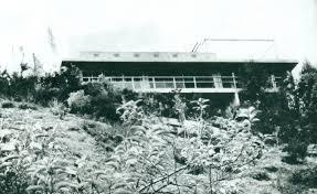 Ennis House Floor Plan by Usmodernist Richard Neutra