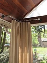 balcony curtain jute curtains for balcony curtain design ideas