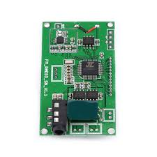 Radio Frequency In Computer Interface Aliexpress Com Buy 1pcs Fm Receiver Module Digital Frequency