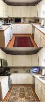 Solid Surface Kitchen Countertops by Dupont Corian Solid Surface Countertop In The Middle Of Being
