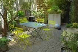 fontaine de jardin jardiland stunning table de jardin resine botanic photos amazing house
