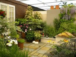 Small Back Garden Ideas Captivating Landscaping Ideas For Small Back Garden Images