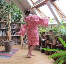 kimono robe de chambre robe de chambre sakiko jones