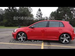 r lementation si e auto featured review android auto in the 2016 volkswagen golf r