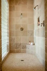 walk in no door shower bathroom pinterest doors showers