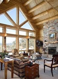 Cabin Interior Rustic Log Cabin Interior Design Ideas Lake Cabin
