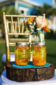 rustic citrus wedding inspiration outdoor spring wedding ideas mr