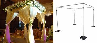 wedding backdrop kits wedding pipe and drape pipe and drape kits for wedding wholesale
