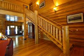 Staircase Ideas For Homes Log Stairs U0026 Timber Stairs