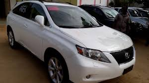 lexus rx 350 for sale nairaland very sharp rx 350 lexus for sale 6 45m autos nigeria