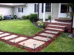 Walkway Ideas For Backyard by Easy Diy Ideas For Walkway Decorations Youtube
