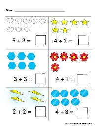 addition worksheets for grade 1 addition worksheets 1 10 worksheets