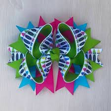 back to school hair bows 71 best diy hairbows school images on hairbows