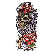 color grim reaper skull