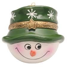 porcelain ornaments box at signals ht6102