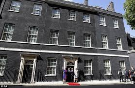 pm splashes out 680k of your money on downing street daily mail