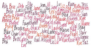 middle names 100 one syllable baby names click baby names