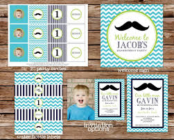 little man birthday invitations little man birthday party little man birthday decorations